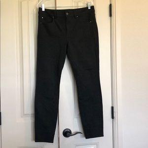 Ann Taylor Skinny Grey - Stretch Size 10